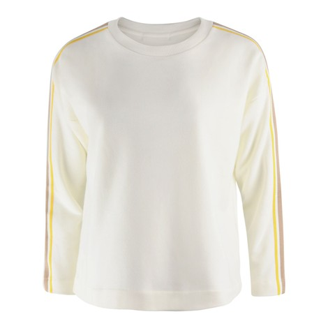 Chinti & Parker Open Back Sweatshirt
