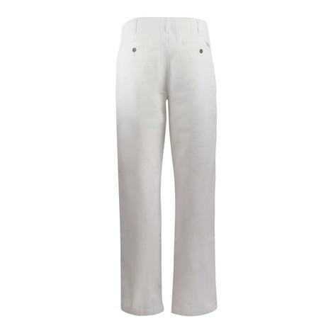 Ralph Lauren Womenswear White Diane Chino