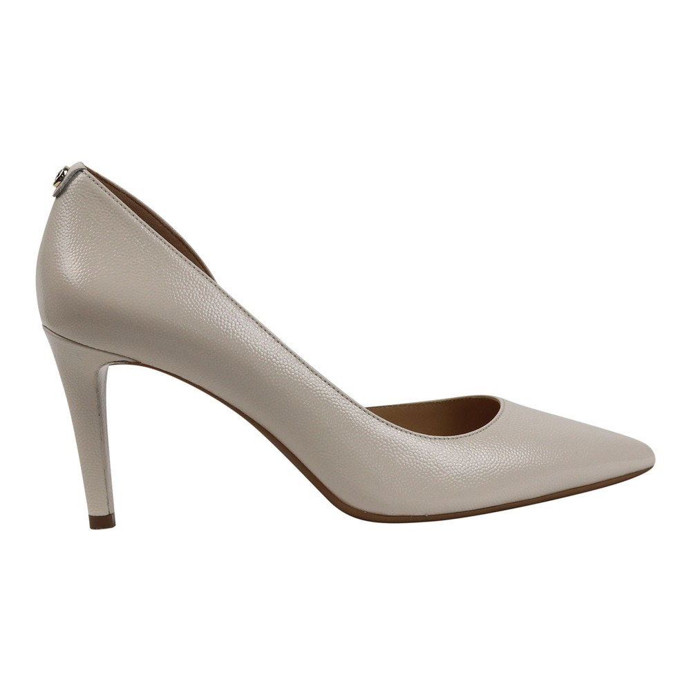 Michael Kors Dorothy Flex Dorsay Shoe Cream