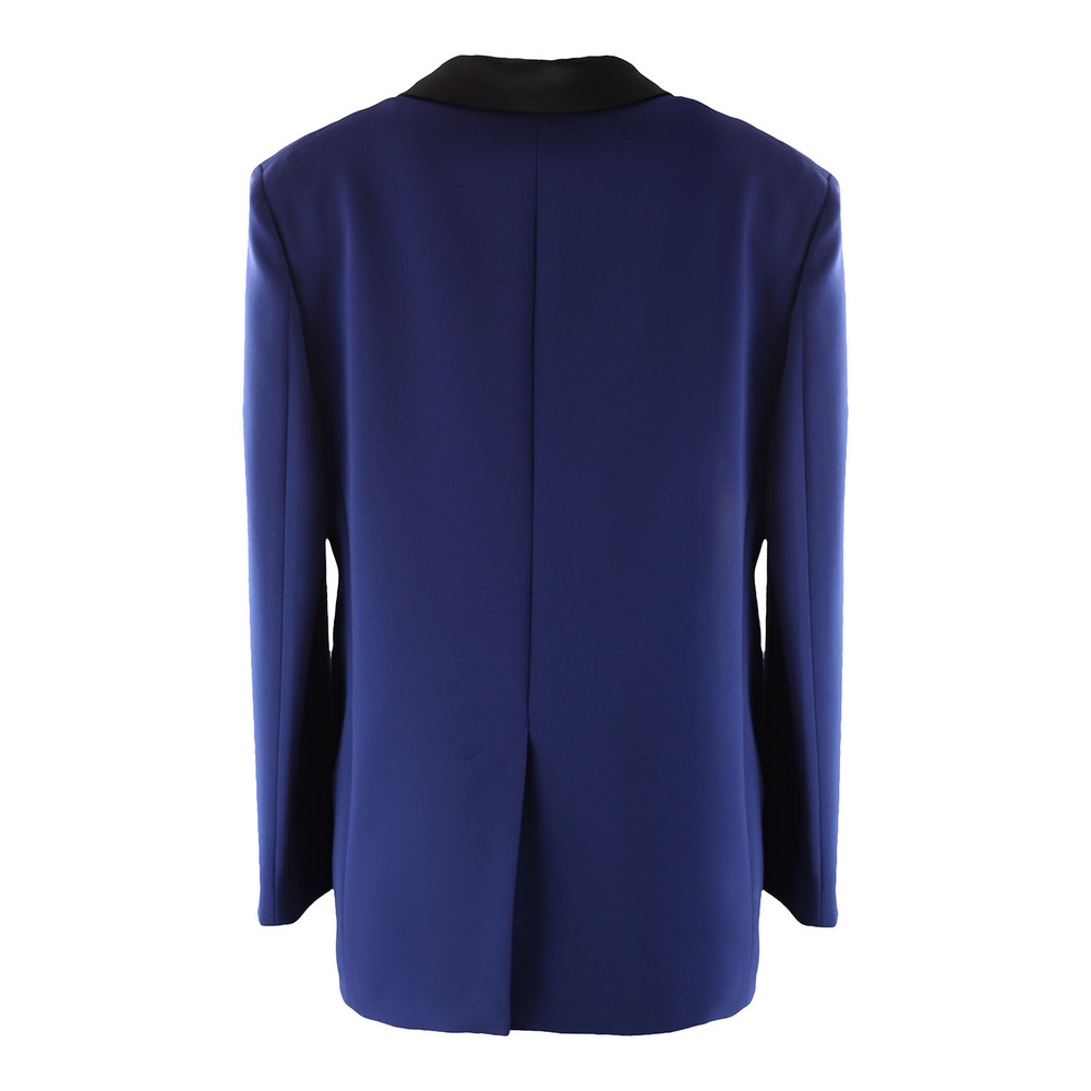 Moschino Boutique Tuxedo Jacket Blue