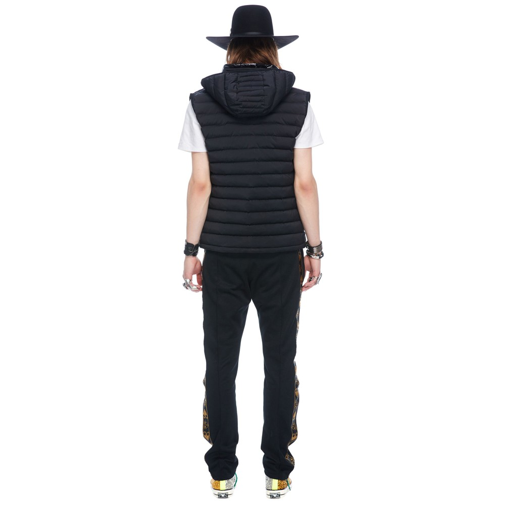 Moose Knuckles Riggin Vest Black