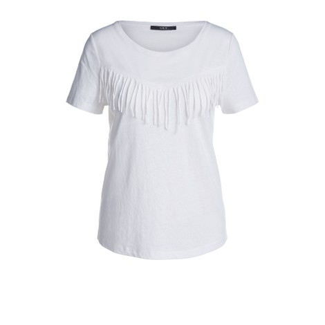 Set Fringed Tee