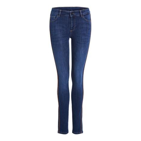 Set Mid Wash Denim Jeans