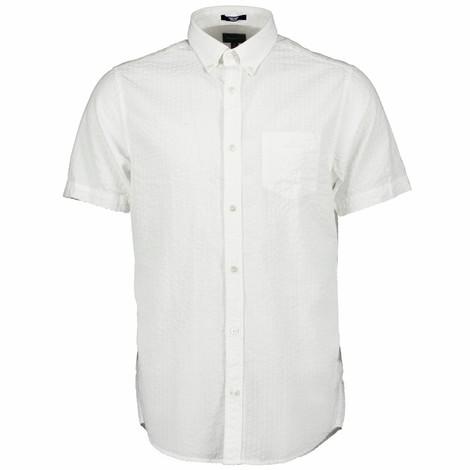GANT D2. PP Structure Reg BD SS Shirt