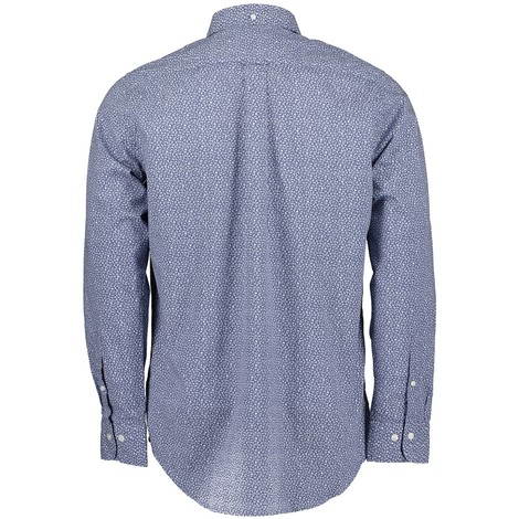 GANT D1. Micro Floral Print Reg BD Shirt