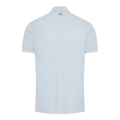 J.Lindeberg Leo-Clean Pique Polo Shirt