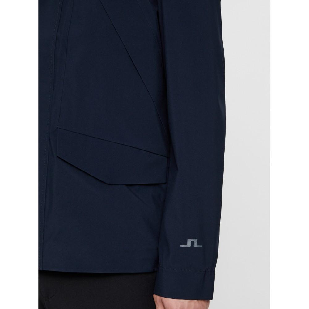 J.Lindeberg Ted-3L Mech Stretch Jacket Navy