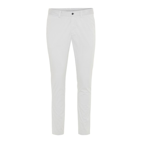J.Lindeberg Chaze-Super Satin Chinos in Stone