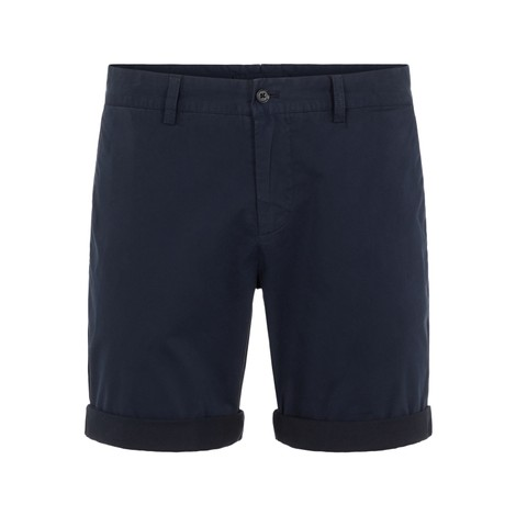J.Lindeberg Nathan-Super Satin Shorts in Navy