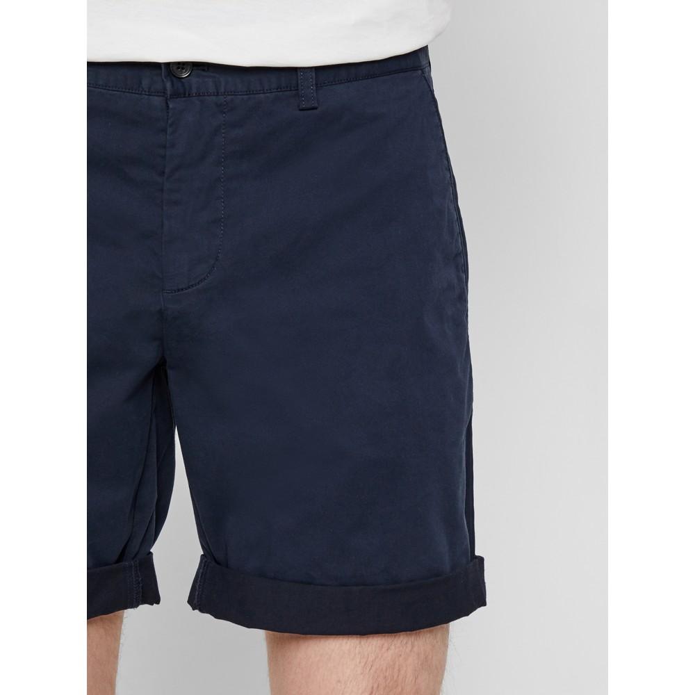 J.Lindeberg Nathan-Super Satin Shorts Navy