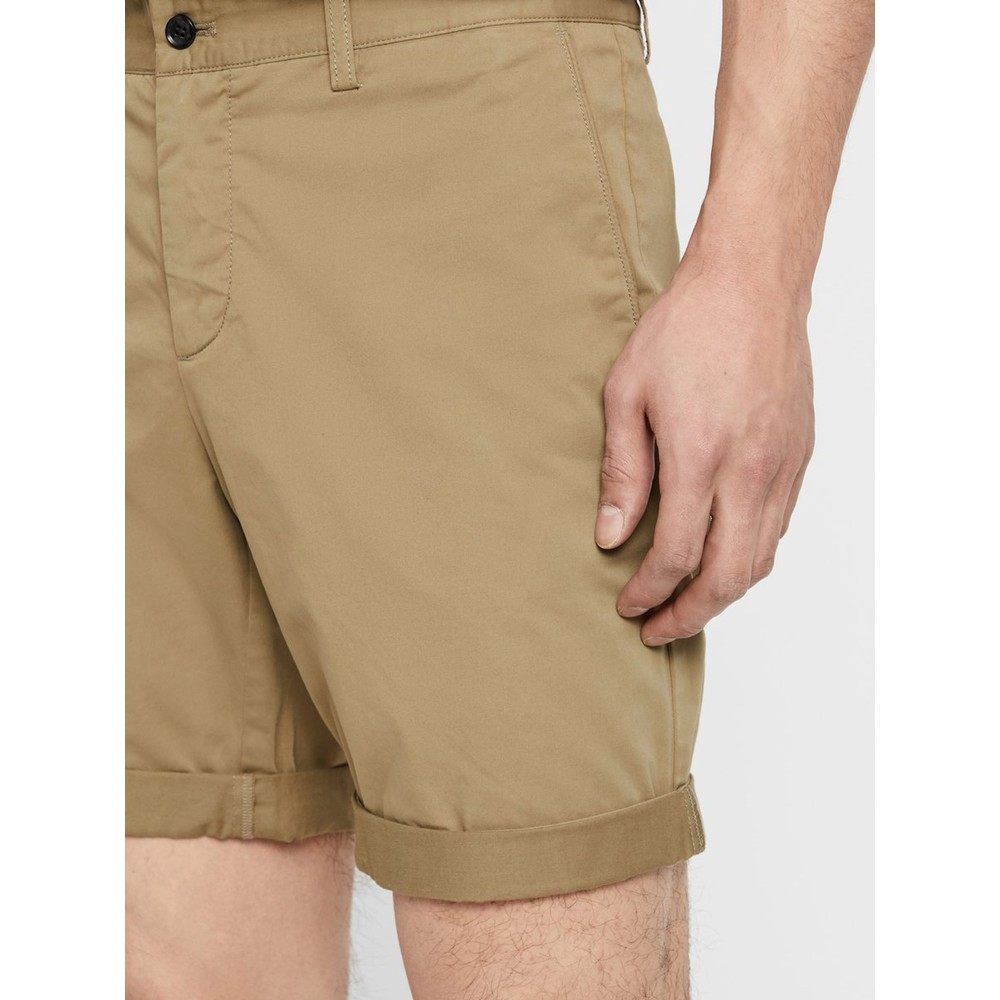 J.Lindeberg Nathan-Super Satin Shorts Green