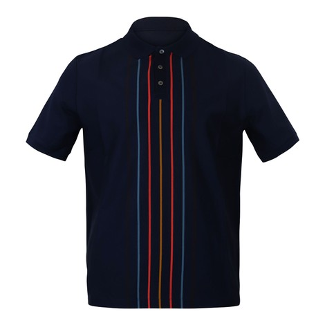 Paul Smith Gents Oversize Polo Shirt