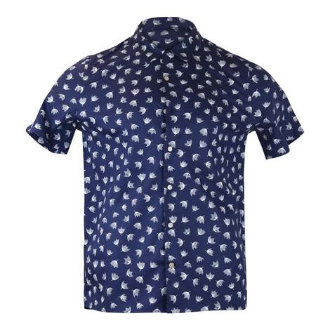 PS Paul Smith Mens Shirt Casual SSLV