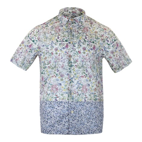 Paul Smith Gents S/S Floral Shirt