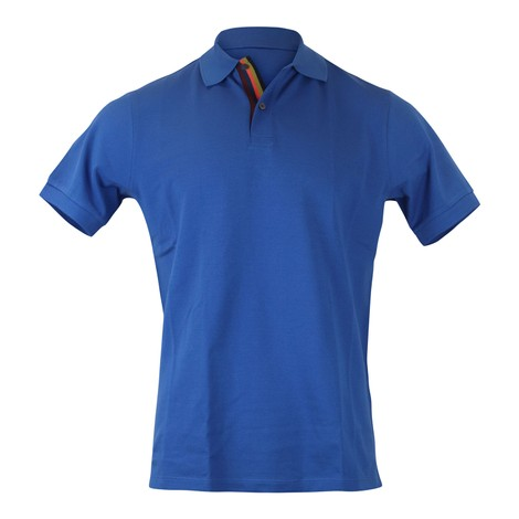 Paul Smith Gents Polo Shirt in Royal Blue