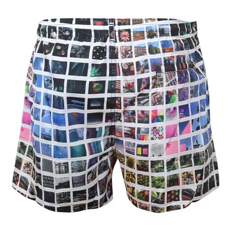 Paul Smith Pauls Instant Photos Swim shorts