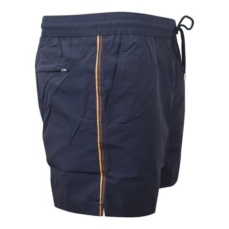 Paul Smith Plain Stripe Swim Shorts