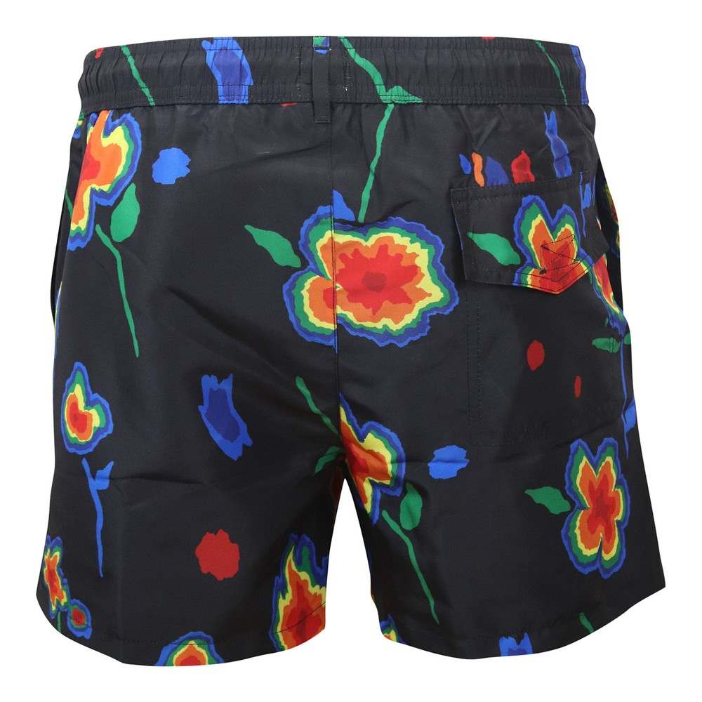 Paul Smith Heat Map Swim Shorts Black