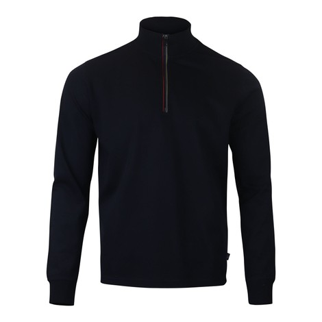 PS Paul Smith Mens LS Reg Fit Polo Shirt
