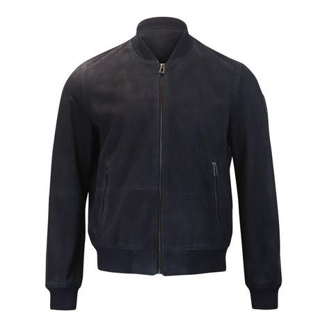 Belstaff Harbour Suede Jacket