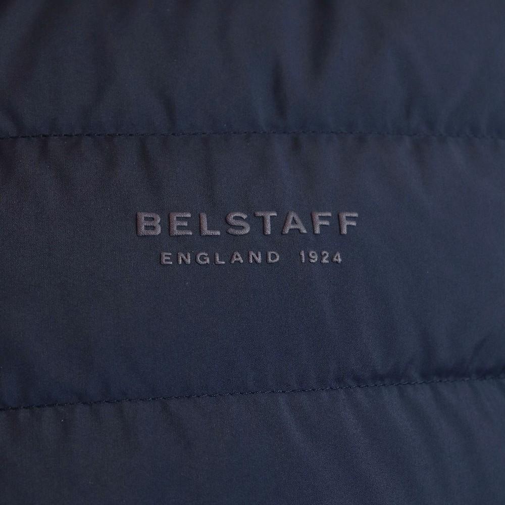 Belstaff Nevis Quilted Jacket Dark Navy
