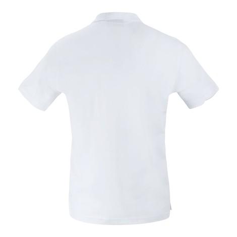 Belstaff Short Sleeve Embroidered Logo Polo Shirt