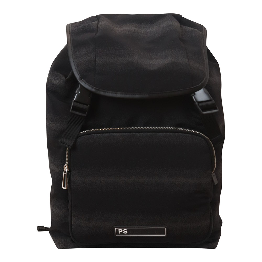 PS Paul Smith Whitenoise Backpack Black