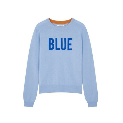 "Chinti & Parker ""Blue"" Sweater"