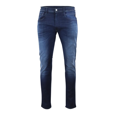 Replay Anbass Hyperflex Clouds Stretch Denim