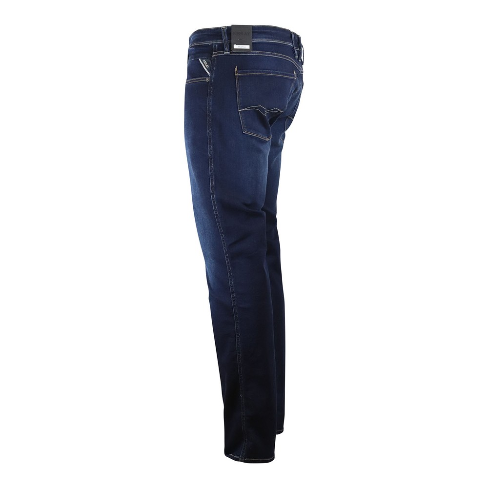 Replay Anbass Power Stetch Denim Dark Indigo