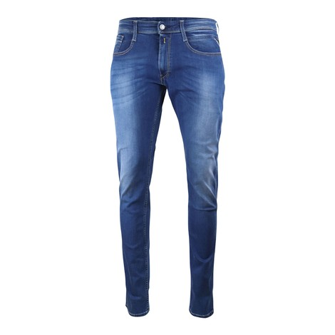 Replay Anbass Power Stretch Denim