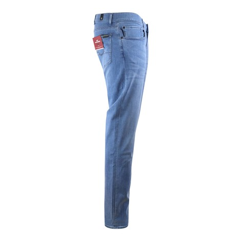 7 For All Mankind Menswear Slimmy Tapered Luxe Performance Plus Jeans