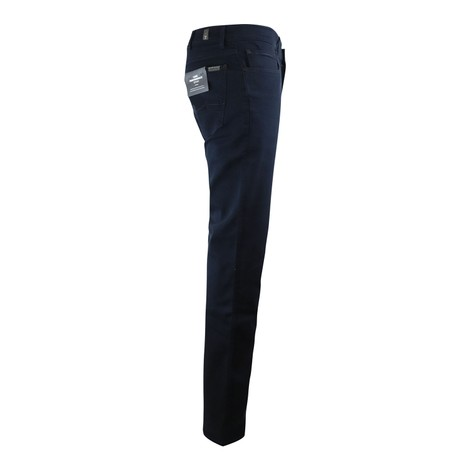 7 For All Mankind Menswear Slimmy Luxe Performance Rinse Blue