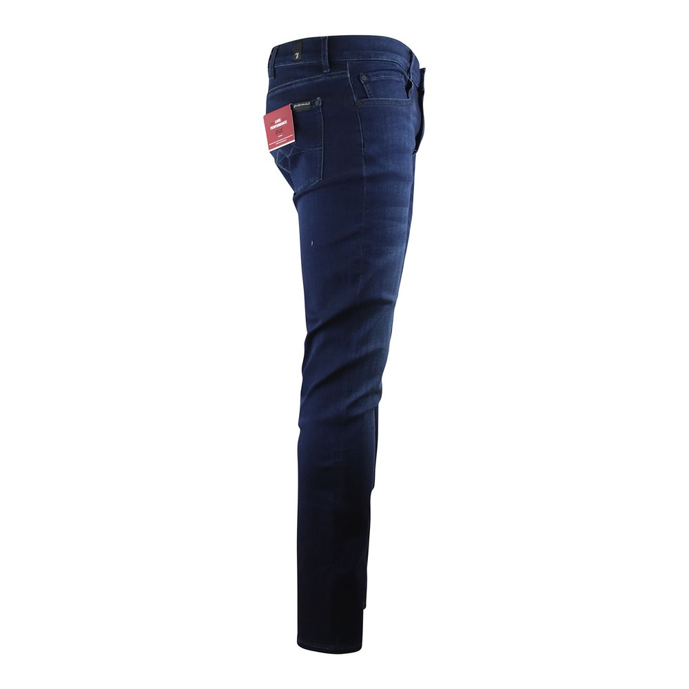 7 For All Mankind Slimmy Tapered - Luxe Performance Plus Jeans Blue