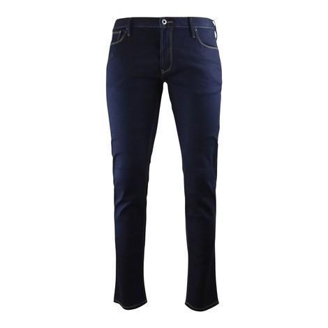Emporio Armani J06 Dark Wash Jeans