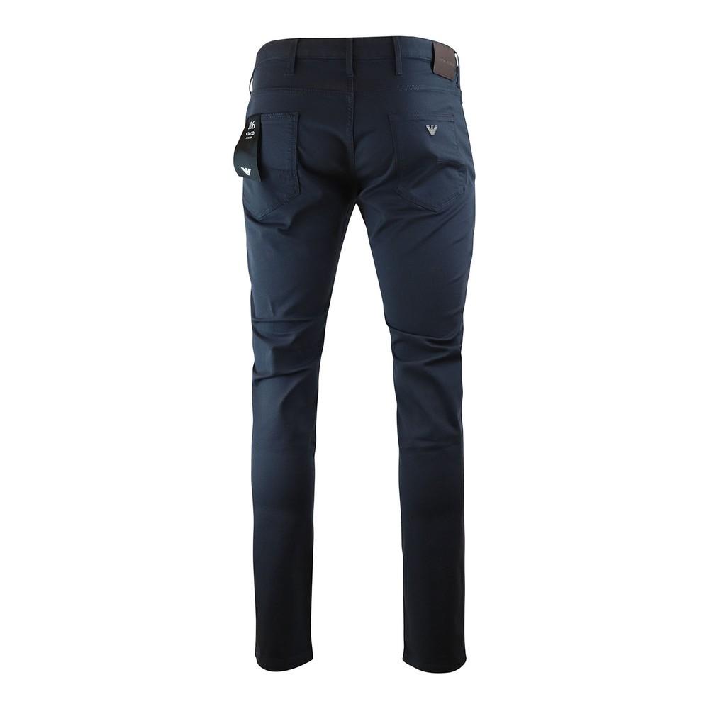 Emporio Armani J06 Chino Jeans Navy