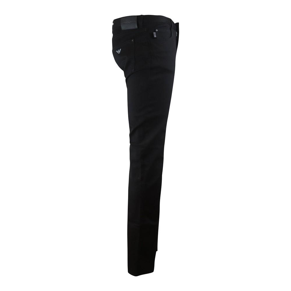 Emporio Armani J10 Black Jeans Black