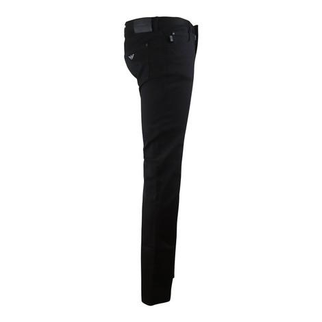 Emporio Armani J10 Black Jeans