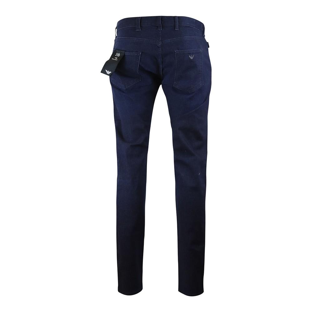 Emporio Armani J10 Extra Slim Fit Jeans Dark Navy