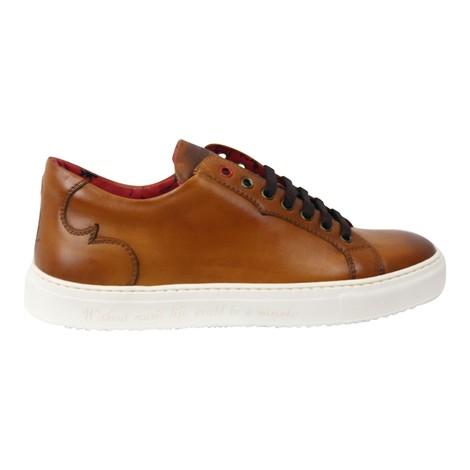 Jeffery West Apolo Leather Trainer