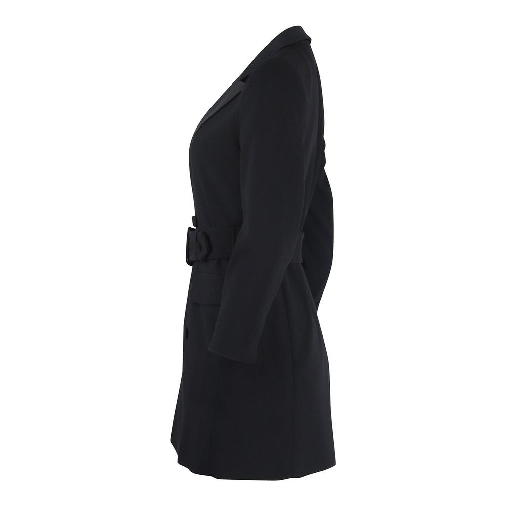 Marella Nocino Coat Dress Black