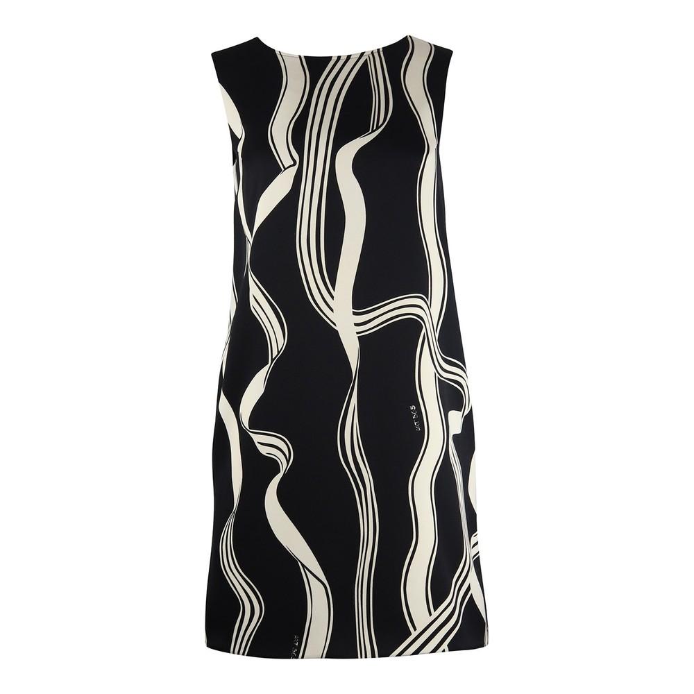 Marella Sora Art.365 Sleeveless Dress Black