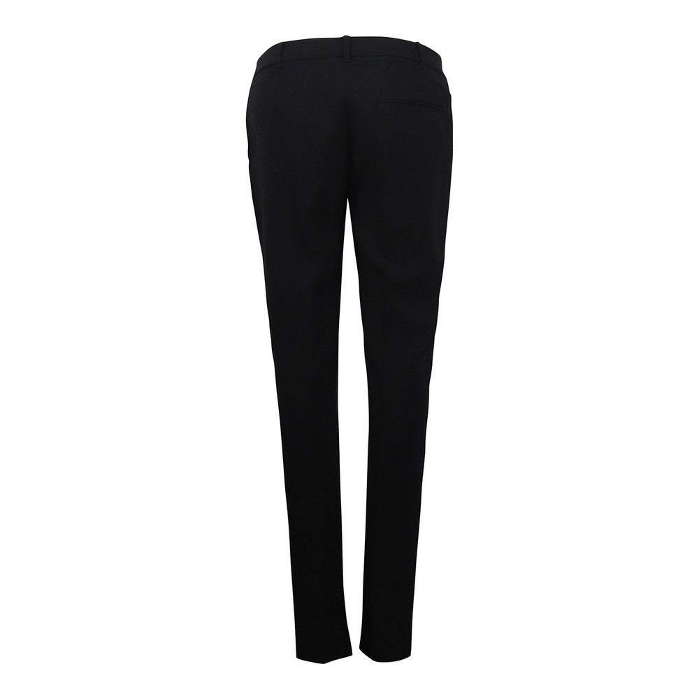 Maxmara Jerta Slim Trousers Black