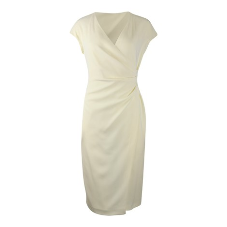 Maxmara Parola Fitted Dress
