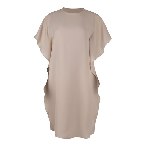 Maxmara Dalida Tunic Frilled Dress