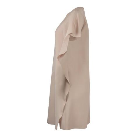 Maxmara Dalida Tunic Frilled Dress