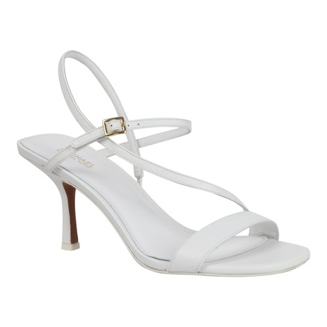 Michael Kors Tasha Sandal in White