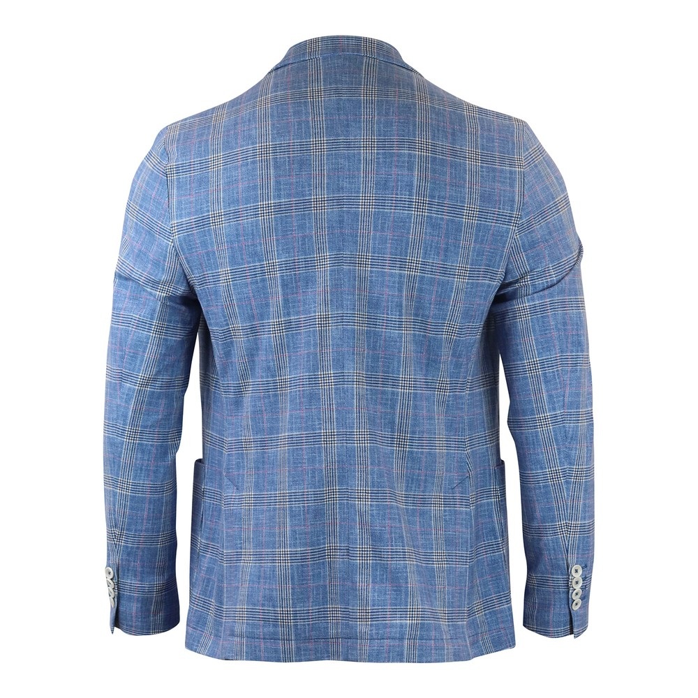 Circolo Giacca Jersey T/Top Jacket Light Blue