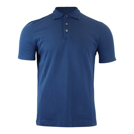 Circolo Polo M/M Piquet  in Blue