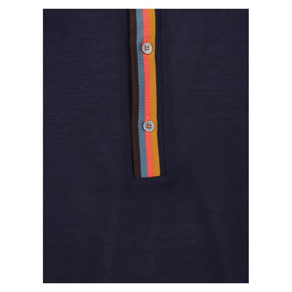 Paul Smith Gents Polo Shirt Navy